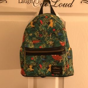 Disney Loungefly Lion King Bag NWT